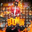 LA Da Boomman - Boomin mixtape cover art