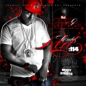 B Stacks - Code Red:114 mixtape cover art