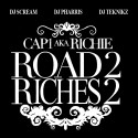 Cap1 - Road 2 Riches 2 mixtape cover art