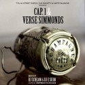 Cap1 & Verse Simmonds - Champagne Poets mixtape cover art