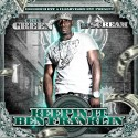 Crix Green - Keepin It Ben Franklin mixtape cover art
