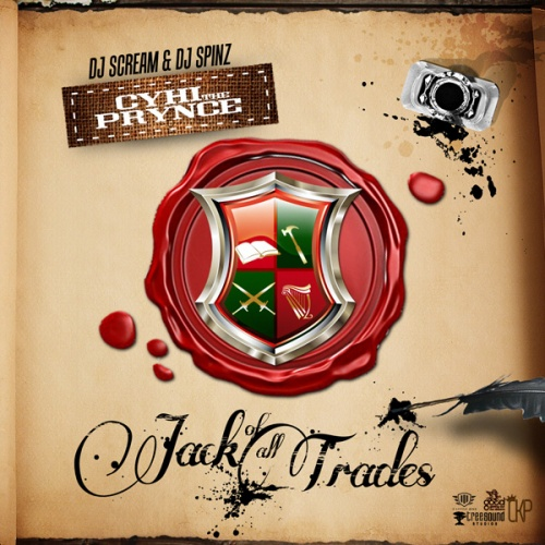 CyHi The Prynce x DJ Scream x DJ Spinz – Jack Of All Trades [Mixtape]