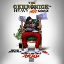 Decatur Redd - The Ckhronick EP (Heavy On The Hot Sauce) mixtape cover art