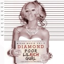 Diamond - Bitch Musik 4 (Poor Lil Rich Gurl) mixtape cover art
