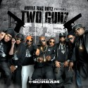 Duffle Bag Boyz - Two Gunz Up mixtape cover art