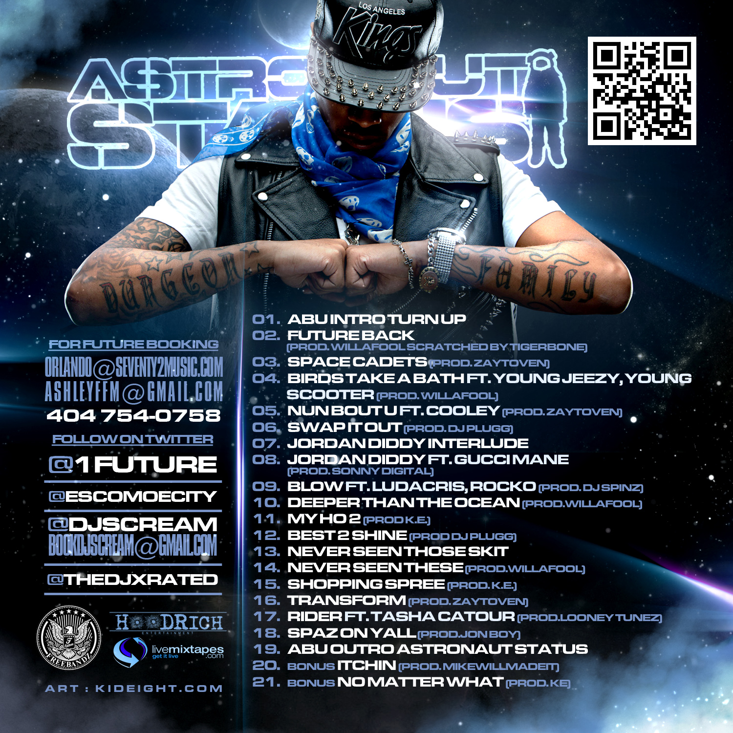 Future Pluto Album Livemixtapes