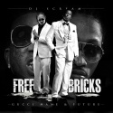 Gucci Mane & Future - Freebricks mixtape cover art