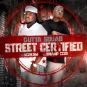 Gutta Squad - Street Certified mixtape cover art