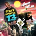Heavy In The Streets 13 mixtape cover art