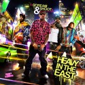 Heavy In The East mixtape cover art