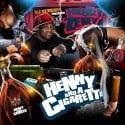 Freekey Zekey - Henny And A Cigarette mixtape cover art