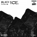 Hoodrich 1K - Black Ice mixtape cover art