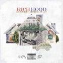 Hoodrich Pablo Juan - Rich Hood mixtape cover art