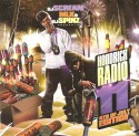 Hoodrich Radio 11 (4th Of July Edition) mixtape cover art