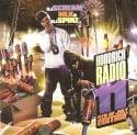 Hoodrich Radio 11 (4th Of July Edition) mixtape cover art
