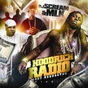 Hoodrich Radio Most Requested 5 mixtape cover art