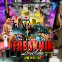 iFreaknik 2K11 (Hosted By Cory B) mixtape cover art