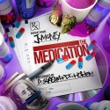 J Money - The Medication mixtape cover art