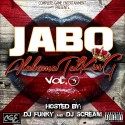 Jabo - Alabama Talking 3 mixtape cover art