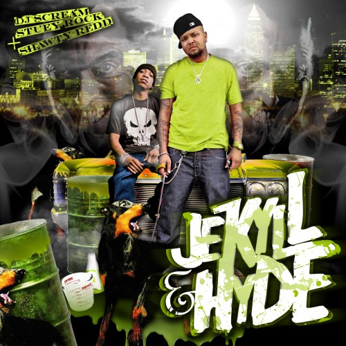 DJ Scream, Stuey Rock & Shawty Redd – Jekyll & Hyde (Mixtape)