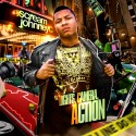 Johnney C - Lights, Camera, Action mixtape cover art