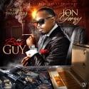 Jon Geezy - The Bad Guy mixtape cover art