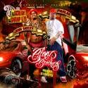 Jon Geezy & Parlae - Blood Brothers mixtape cover art