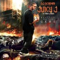 Juicy J - Realest Nigga In The Game mixtape cover art