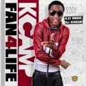 K Camp - Fan 4 Life mixtape cover art