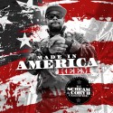 Keem - Made In America mixtape cover art