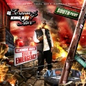 King Azz Star - Code Red (State Of Emergency) mixtape cover art