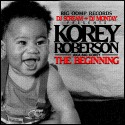 Korey Roberson - The Beginning mixtape cover art