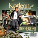 Korleon - Rich Nigga Shit mixtape cover art