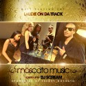 Laudie On The Track - Moscato Music mixtape cover art