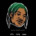 Lil Dude - Martin Luther Luciano mixtape cover art