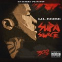 Lil Reese - Supa Savage mixtape cover art