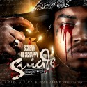 Lil Scrappy - Suicide mixtape cover art