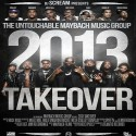Maybach Music Group 2013 mixtape cover art