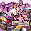 Trina - Million Dollar Girl mixtape cover art