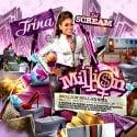 Trina - Million Dollar Girl mixtape cover art