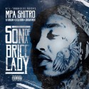 MPA Shitro - Son Of A Bricc Lady mixtape cover art