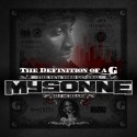 Mysonne - The Definition Of A G (The New York General) mixtape cover art