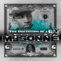 Mysonne - The Definition Of A G 2 mixtape cover art