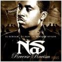 Nas - Reverse Racism mixtape cover art