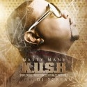 Nasty Mane - K.U.S.H. mixtape cover art