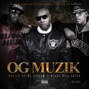 OG KV, Coldheart & Conrade Black - OG Muzik mixtape cover art