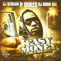 P.Dukes - Easy Money, Vol. 1 mixtape cover art