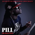 Pill - The Diagnosis mixtape cover art