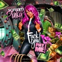 Pinky - F*ck You! Pay Me! mixtape cover art