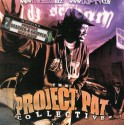 The Project Pat Collective (Dragged N Chopped) mixtape cover art